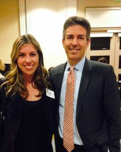 FACE Executive Director Brooke Haggerty and Wayne Pacelle, HSUS President & CEO